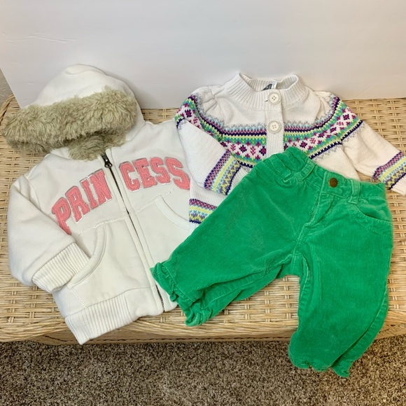 The Children's Place Jacket Pants Carter's Sweater